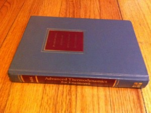 Advanced Thermodynamics for Engineers-Kenneth, Jr. Wark-576pd168mb