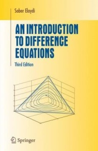 An Introduction to Difference Equations erd ed-Saber Elaydi-546pd4mb