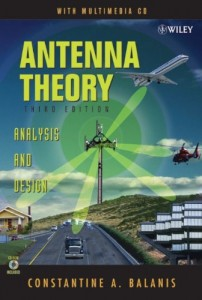Antenna Theory-Analysis and Design, 3rd Ed - Constantine A. Balanis 1073dj9mb