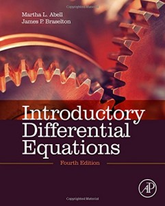 Introductory Differential Equations,4th Ed - Martha L. Abell, James P. Braselton - 530pd20mb