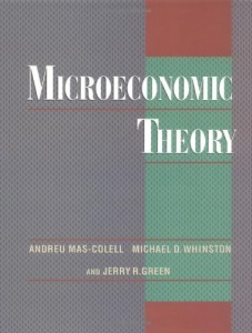 Microeconomic Theory-Andreu Mas-Colell, Michael D. Whinston, Jerry R. Green-1016dj13mb