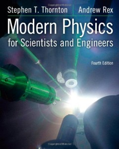 Modern Physics for Scientists and Engineers 4th ed - Stephen T. Thornton, Andrew Rex - 688pd13mb