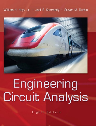 Engineering circuit analysis 8th edition William Hart Hayt