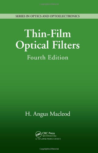 Macleod Thin-Film Optical Filters Author(s): H. Angus Macleod