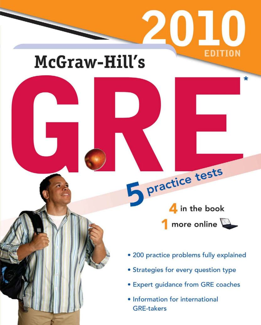 Barron's New GRE GRE .