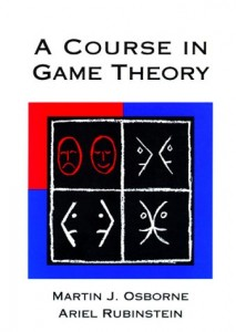 A Course in Game Theory - Martin J. Osborne, Ariel Rubinstein - 370dj3mb