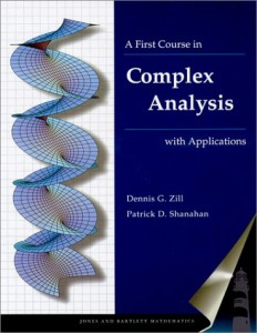 A First Course in Complex Analysis with Applications - Dennis G. Zill, Patrick Shanahan - 517pd4mb