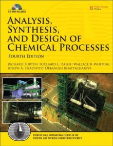 Analysis, synthesis, and design of chemical processes-4ed-Richard Turton, Richard C. Bailie, Wallace 1305-pd49mb