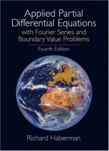 Applied Partial Differential Equations, 4th Ed - Richard Haberman - 784pd14mb