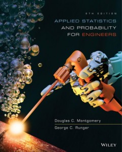 Applied statistics and probability for engineers-6 ed -Montgomery D.C., Runger G.C.-836pd10mb