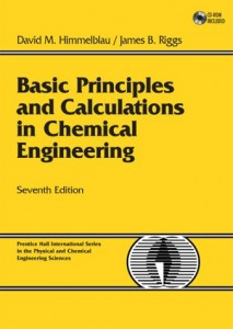 Basic Principles and Calculations in Chemical Engineering 7th ed-David M. Himmelblau, James B. Riggs-1072pd31mb