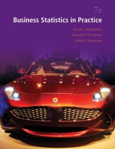 Business Statistics in Practice 7th ed -Bruce Bowerman, Richard O'Connell, Emilly Murphree-848pd80mb