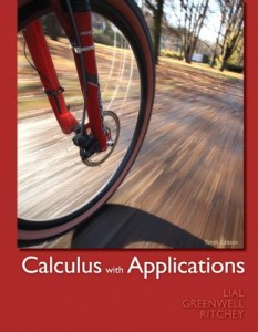 Calculus with Applications 10thed - Margaret Lial, Ray Greenwell, Nathan Ritchey - 838pd20mb