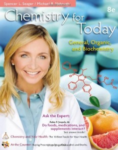 Chemistry for today - general, organic, and biochemistry -Spencer L Seager; Michael R Slabaugh- 956dj26mb