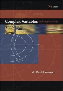 Complex variables with applications 3th ed - David A. Wunsch - 681dj8mb