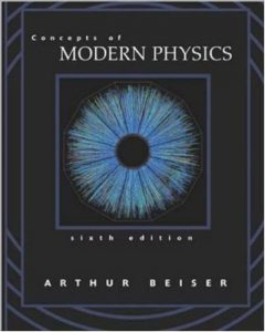 Concepts of Modern Physics 6th ed - Arthur Beiser - 542dj16mb