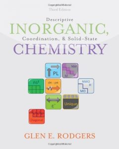 Descriptive Inorganic, Coordination, and Solid-State Chemistry, Third Edition - Glen E. Rodgers - 668pd30mb