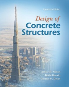 Design of Concrete Structures 14th ed - Arthur Nilson, David Darwin, Charles Dolan - 812pd34mb