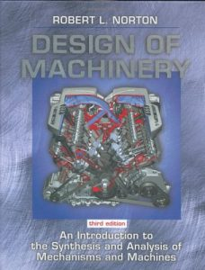 Download Design of Machinery 3rd edition by Norton