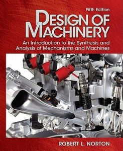 Design of Machinery 5th edition Robert Norton