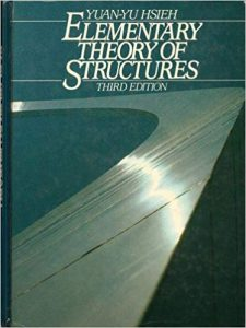 Elementary Theory of Structures 3rd edition Yuan-yu Hsieh