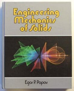 Engineering Mechanics of Solids - Egor Popov