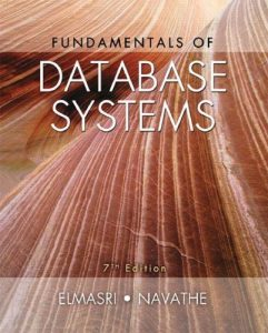 Fundamentals of Database Systems - Ramez Elmasri, Shamkant Navathe
