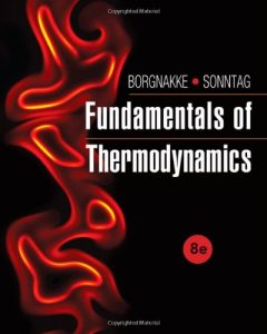 Fundamentals of Thermodynamics 8th ed - Claus Borgnakke, Richard E. Sonntag - 912pd23mb