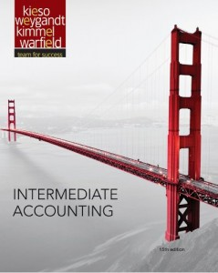 Intermediate Accounting 15th ed - Donald E. Kieso, Jerry J. Weygandt, Terry D. Warfield - 1557pd46mb
