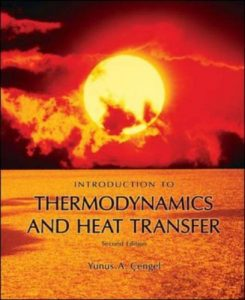 Introduction To Thermodynamics and Heat Transfer - Yunus Cengel