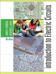 Introduction to Electric Circuits 9th edition by Richard Dorf James Svoboda