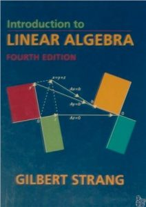 Introduction to Linear Algebra 4th edition Gilbert Strang