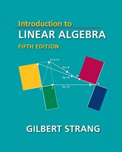 Introduction to Linear Algebra 5th edition Gilbert Strang