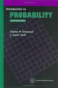 Introduction to Probability 2nd ed-Charles M. Grinstead, J. Laurie Snell-510pd3mb