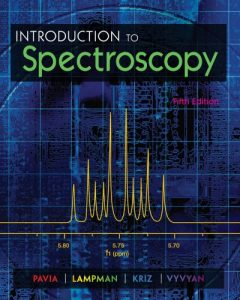 Introduction to Spectroscopy - Donald Pavia, Gary Lampman