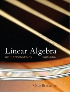 Linear Algebra with Applications 4th ed -Otto Bretscher-40pd12mb