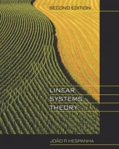 Linear Systems Theory 2nd edition João Hespanha