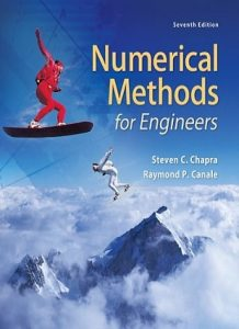 Numerical Methods 7th edition Steven Chapra, Raymond Canale