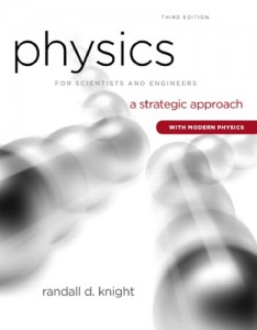 Physics for Scientists and Engineers 3rd ed -Randall D. Knight-1375pd41mb