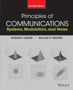 Download Principles of Communications 7th edition by Ziemer & Tranter