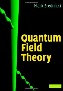 Quantum Field Theory-Mark Allen Srednicki-665pd3mb