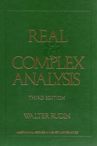 Real and complex analysis by Walter Rudin-433pd6mb