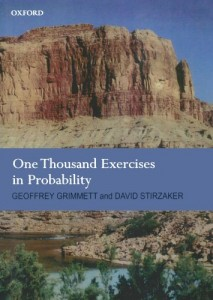 Solution Manual Probability and Random Processes (One Thousand Exercises in Probability)-Geoffrey R. Grimmett, David R. Stirzaker450dj4mb