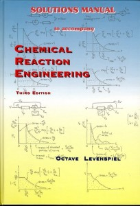 Solution Manual for Chemical Reaction Engineering 3rd ed-Octave Levenspiel - 142pd21mb