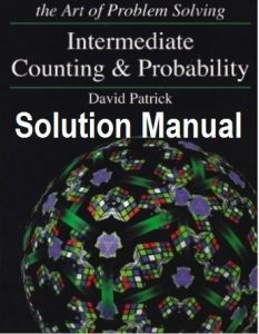 Solution Manual Intermediate Counting and Probability David Patrick