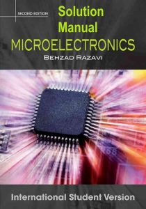 Solution Manual for Microelectronics - Behzad Razavi