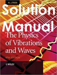 Solution Manual The Physics of Vibrations and Waves Pain
