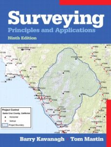 Solution Manual for Surveying - Barry Kavanagh, Tom Mastin