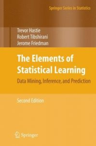 The Elements of Statistical Learning, Data Mining, Inference, and Prediction, 2nd ed - Trevor Hastie, Robert Tibshirani, Jerome Friedman - 764pd8mb