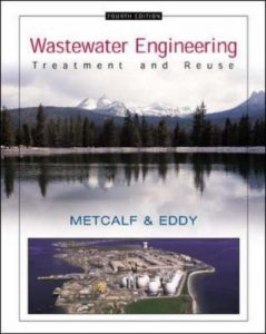 Wastewater Engineering, Treatment and Resource Recovery 4th ed - George Tchobanoglous, Franklin Louis Burton, H. David Stensel - 1846pd54mb
